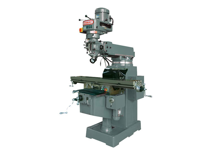 X - 6325 - d turret milling machine